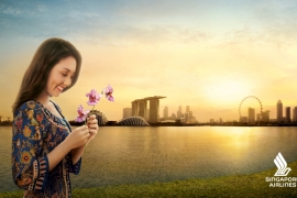 CHÀO MỪNG NĂM 2019 CÙNG SINGAPORE AIRLINES